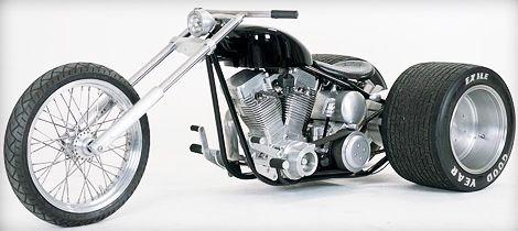 The Trike   Motorcycle   Car