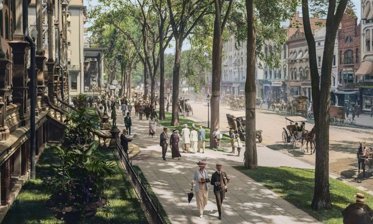 Saratoga Springs, New York (1916)