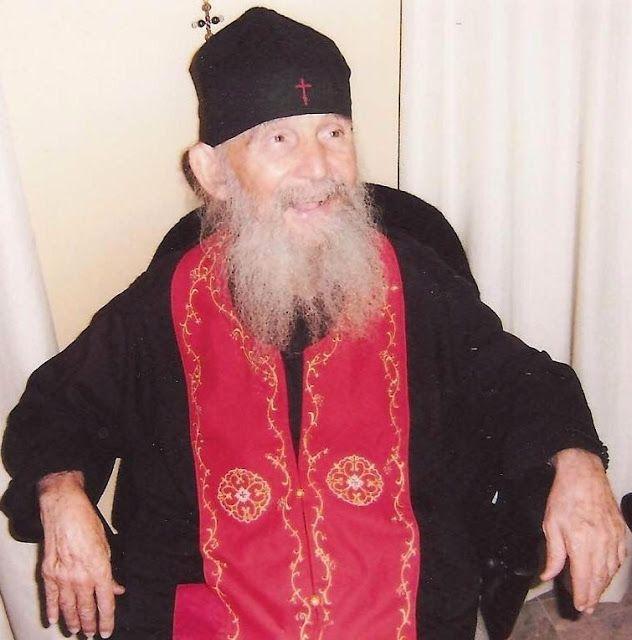 Elder Ephraim Arizona -  Γέροντας Εφραίμ της Αριζόνας: Δεν μας έπλασε ο Θεός, απλώς διότι θέλησε να δείξε...