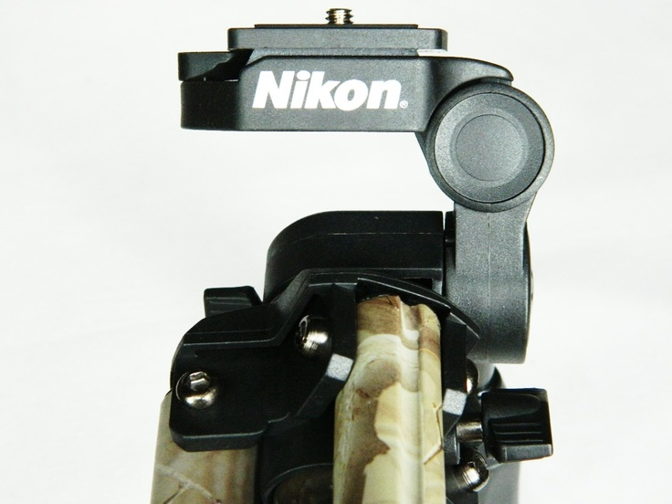 Tripie Ultracompacto Nikon Camuflaje Realtree Hardwoods