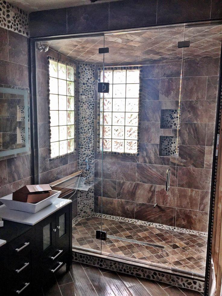 10 best Custom shower doors images on Pinterest