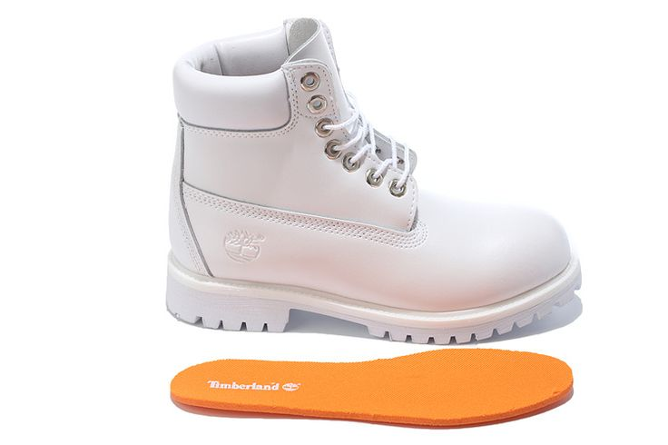 fashion Timberland 6 inch Premium Boots White For Kids,all white timberlands for sale