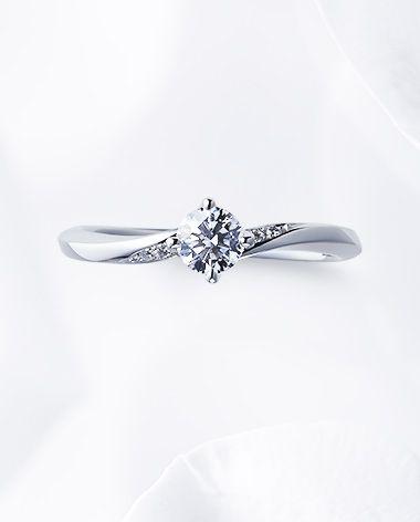 露華|婚約指輪|俄 NIWAKA スマートフォンサイト