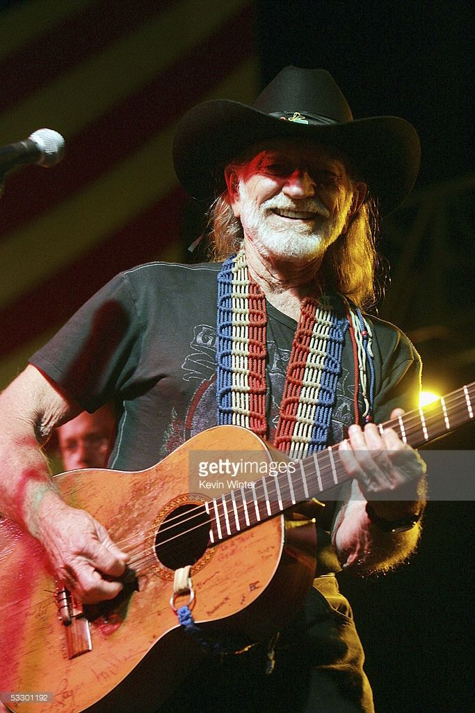 Singer/actor Willie Nelson performs at the afterparty for the premiere of Warner Bros. Picture's 'The Dukes of Hazzard' at the Chinese Theater on July 28, 2005 in Los Angeles, California.
