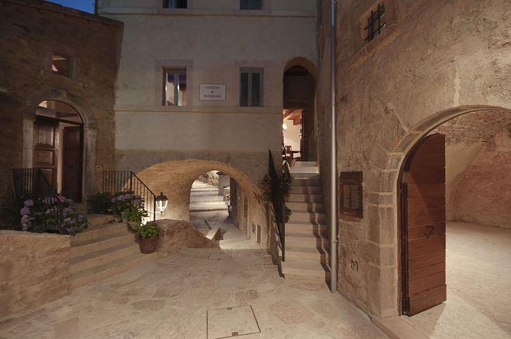 Im Borgo ...