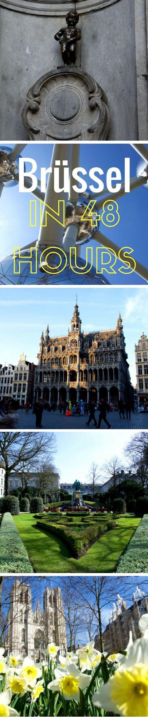 Du bist auch bald in der belgischen Hauptstadt unterwegs? Du planst deine Reise nach Brüssel? Ich zeige dir, was du in Brüssel sehen musst. Ganz oben steht für mich der Grand Place. Ein wunderschöner Platz, der das Herzstück von Brüssel bildet. Aber auch das Atomium oder der Manneken Pis gehören natürlich zum Pflichtprogramm für deinen Trip nach Brüssel. #bruessel #brüssel #belgien Was du sonst in Brüssel in nur 48 Stunden erleben kannst, zeige ich dir jetzt…