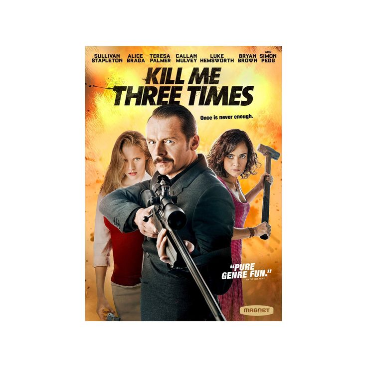 Kill Me Three Times, Movies