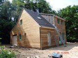 Maison en bois constructeur à Rouen