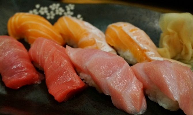 Three- Michelin-Starred Sushi Chef Opens New Restaurant: http://www.thedailymeal.com/news/three-michelin-starred-sushi-chef-opens-new-restaurant/090914