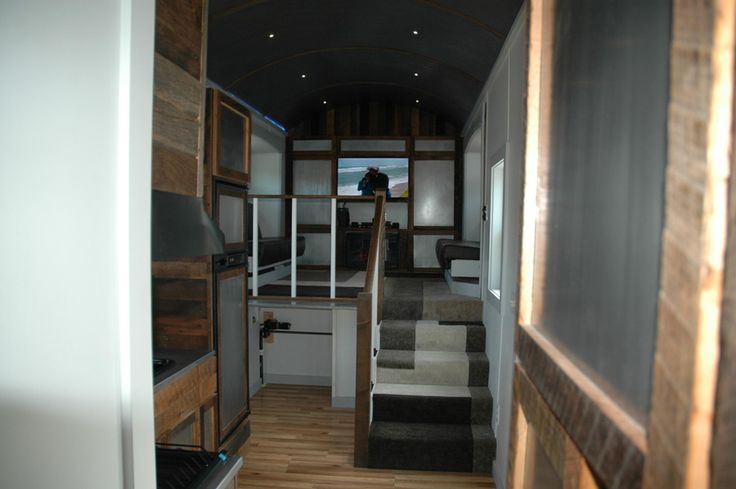 A 320 Square Feet Tiny House With Slide Outs And Built On Gooseneck Trailer In Nampa Idaho