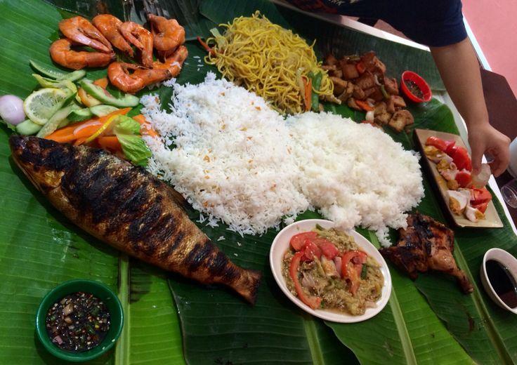 Food   Illustration   Description   Masskara Festival Boodle Fight at Asian Flavors Restaurant Dubai    – Read More –