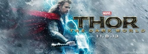 "Watch TV spot for ""Thor:The Dark World"" now on Afternoiz!"