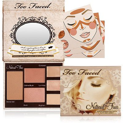 I WOULD REALLY LIKE THIS!! Contouring kit from Two Faced