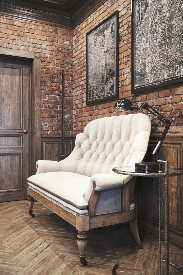 29 Easy Industrial Vintage Decor Ideas For A Brick Steel Home