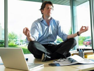 Meditation!,the greatest relaxing and creative tip inside office.