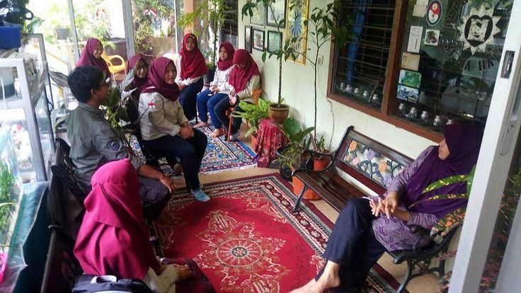 Kunjungan Mahasiswa Mahasiswi UIN Bandung yang nantinya akan melaksanakan PKL di Esha Flora  #tissueculture #kulturjaringan #kuljar #skalarumahtangga #visitbogor #pelatihan #bogorpisan #pelatihankulturjaringan #kunjungan