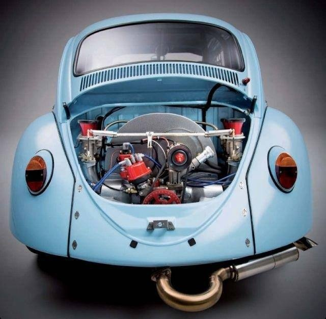Vw Beetle Engine Components: 290 Best VW Air Cooled Images On Pinterest