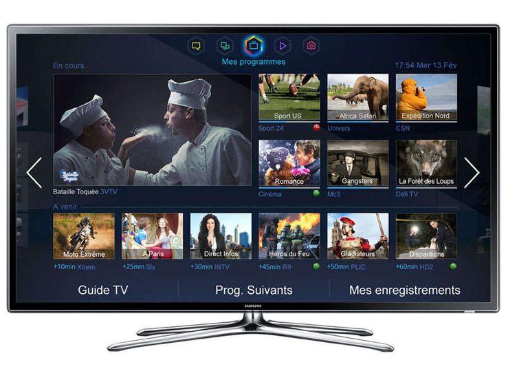 Téléviseur Conforama promo tv led , achat Téléviseur LED 139 cm 3D SAMSUNG UE55F6320 prix promo Conforama 999.00 €