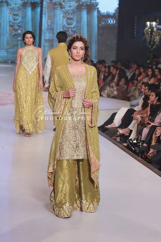 Faraz Manan Collection At Pantene Bridal Couture Week 2014 005