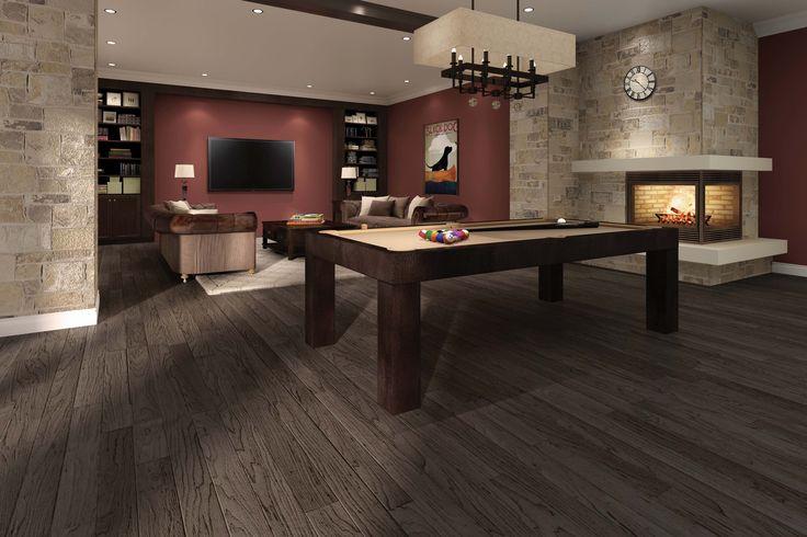 """Superior Flooring 4 1/4"""" Ash Storm"""