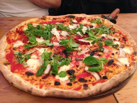 Posted on Urber PIZZA IS ALWAYS RIGHT Want to know where the best places to grab a slice are in the city of London? Read on...