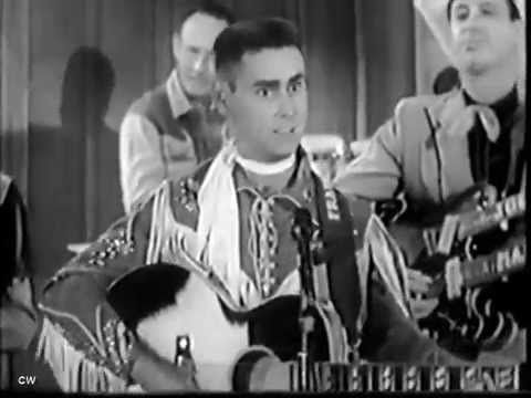 George Jones - You Gotta Be My Baby (1957)- great live performance