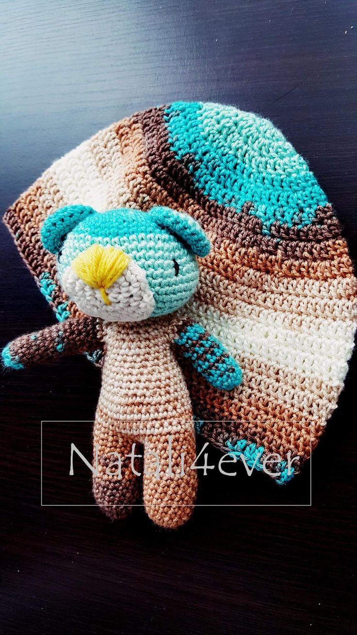 Crochet set for newborn baby