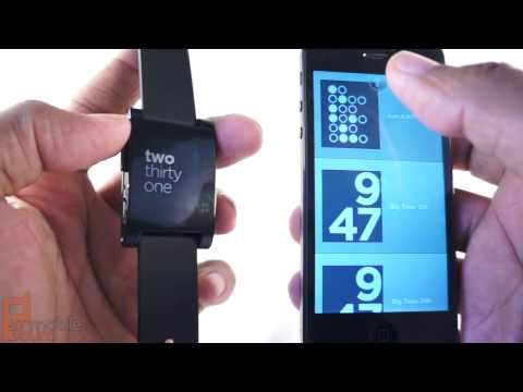 Pebble Watch Updates Firmware, Improving Interface and Adding Games - http://www.crunchwear.com/pebble-watch-updates-firmware-improving-interface-and-adding-games/