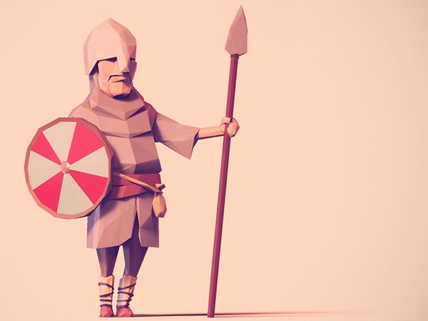 lowpoly character - Google Search