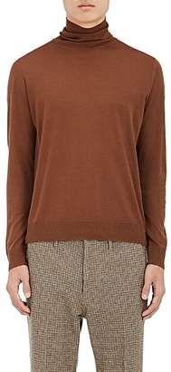 Shop Now - >  https://api.shopstyle.com/action/apiVisitRetailer?id=664792440&pid=uid6996-25233114-59 Prada Men's Virgin Wool Turtleneck Sweater  ...