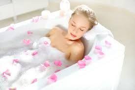 Pozwólcie sobie od czasu do czasu na relaksującą kąpiel, ukoi Wasze zmysły:)