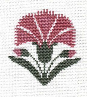 Campbell Creations: Prairie Schooler Garden Blooms - Carnation