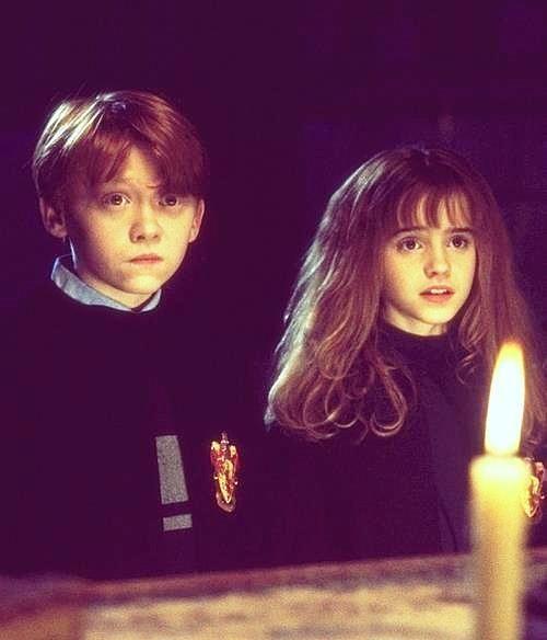 114 best images about rupert grint emma watson on pinterest - Hermione granger and ron weasley kids ...