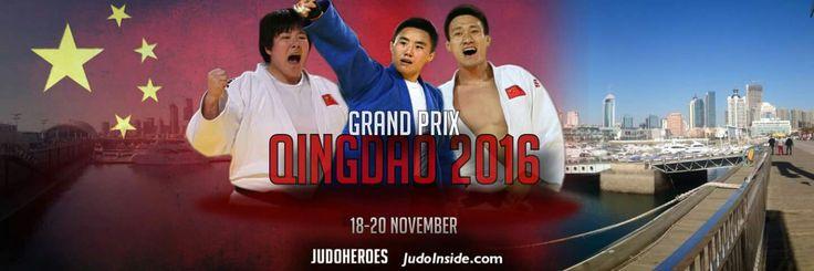 Judo Grand Prix Qing Dao 2016