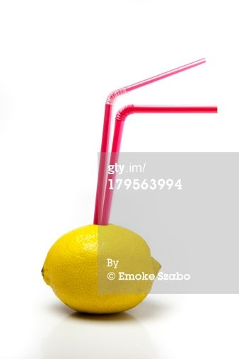 lemon juice by Emoke Szabo