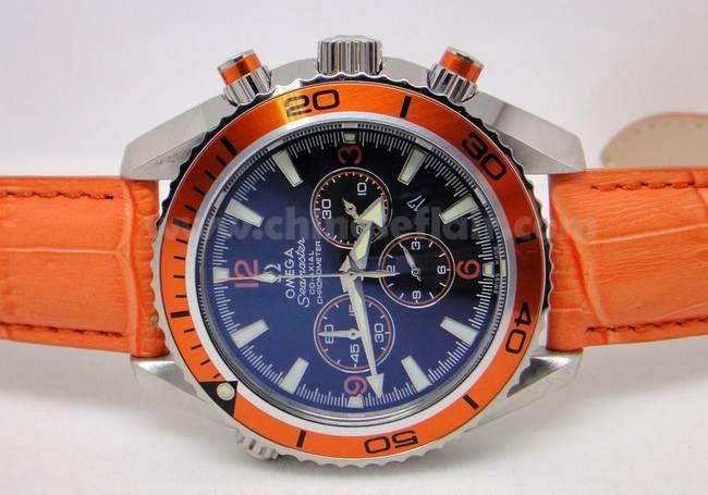 Omega Orange Watch Price