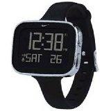 Nike Women's Imara Keeva Watch - Black/Silver One Size (Misc.)By Nike