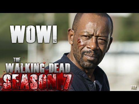 The Walking Dead Season 7 Episode 13 Bury Me Here - Video Review!