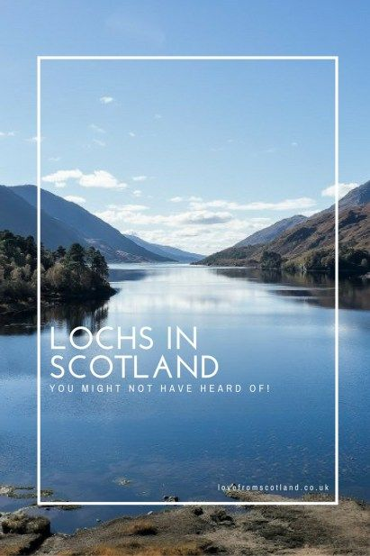 lochs-in-scotland