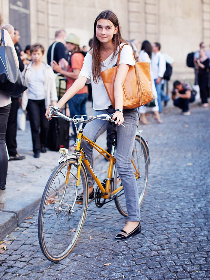 The 19 Pieces You Need for a Stylish Bike Ride via @WhoWhatWear