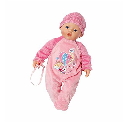 Zapf Creation My Little Baby Born Super Soft Doll Toys Girls