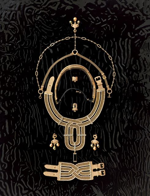 Colección Alta joyería de Hermes por Pierre Hardy