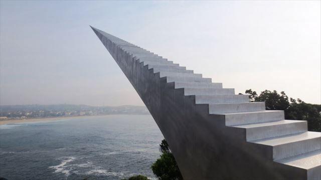 世界にある美しすぎる階段12選【第二弾;ユニーク、奇妙な階段編】
