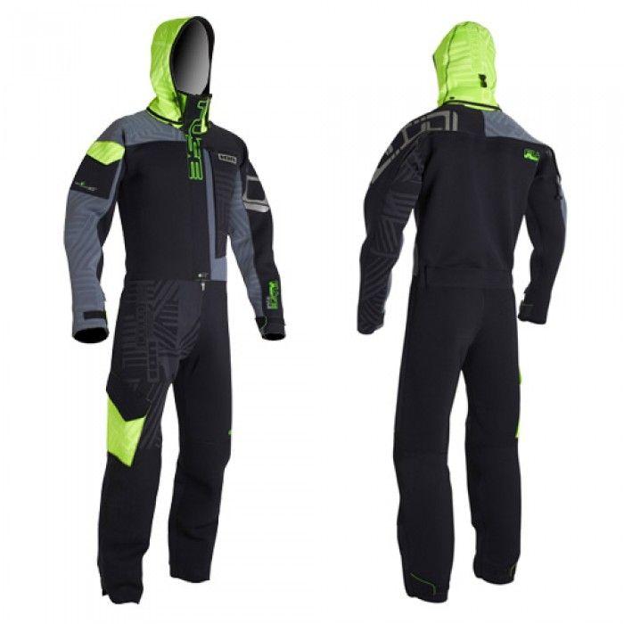Ion Fuse Drysuit 4/3 $700 - Only XL