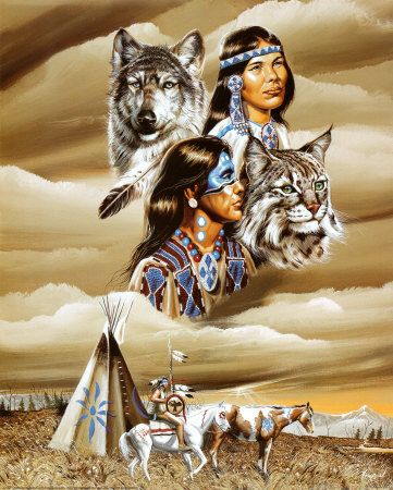 Native American Spirituality Posters and Prints at Art.com