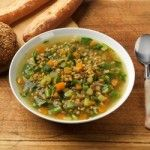 Minestrone Soup with Freekeh   Goodness Superfoods