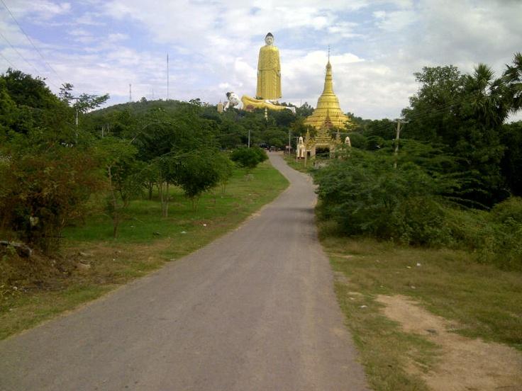 Monywa, Myanmar/Burma