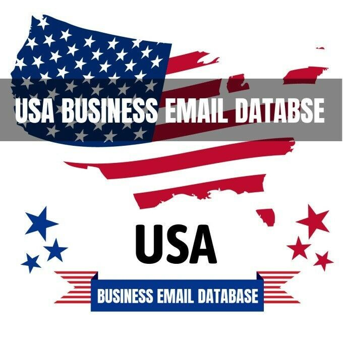 Details About 20 Millions Usa Companies Business Database Email Contact Leads In 2020 Business Emails Database Marketing Business