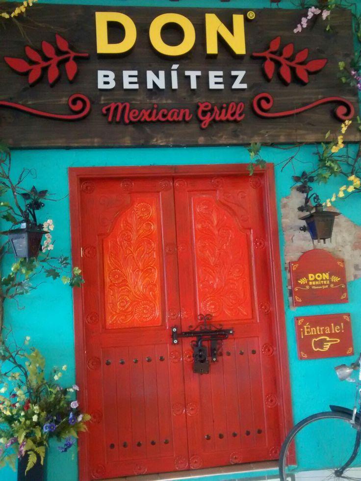 Restaurante Don Benítez del centro comercial Multi Plaza, en Bogotá.