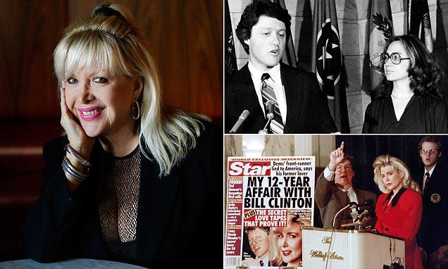 Gennifer Flowers says married Bill Clinton paid for her $200 abortion
